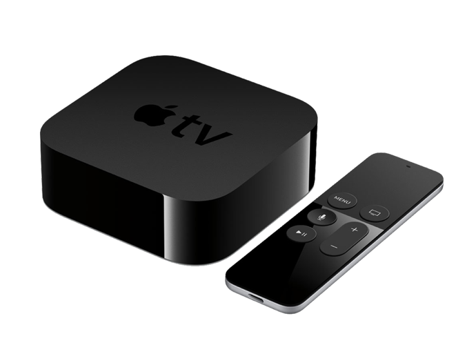 Apple TV<br>4th Generation