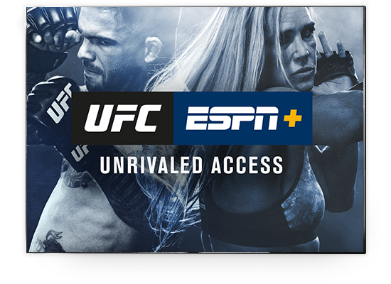 Unmatched UFC Coverage